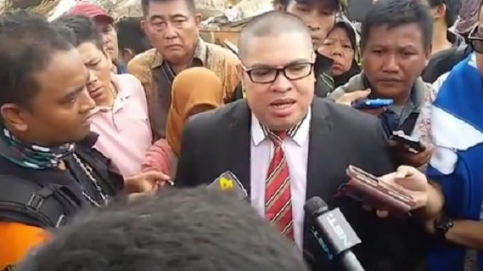 Kuasa Hukum Demokrat Kubu Moeldoko Mundur, Saiful Huda: Razman Kecewa