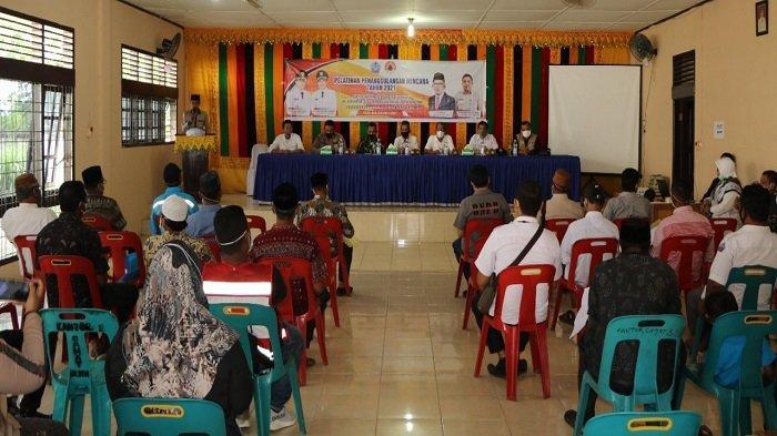 Aparatur Gampong di Pidie Jaya Ikuti RBG