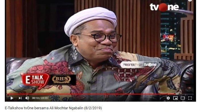 Ali Ngabalin Diduga Sebar Hoaks Soal Kecelakaan Peswat Sriwijaya Air, Begini Tanggapan Refly Harun