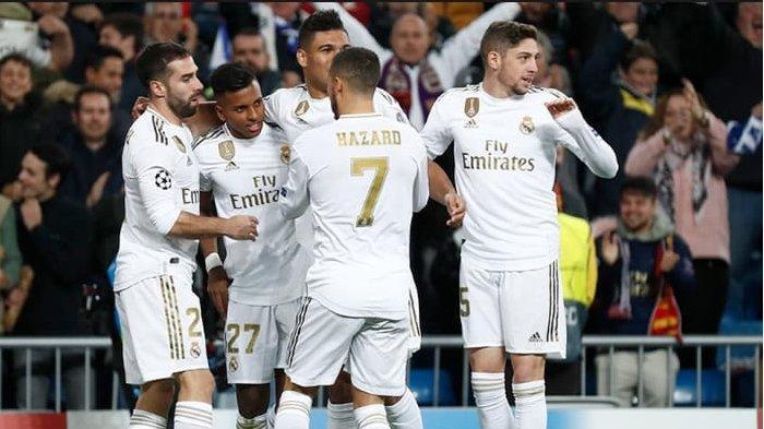 Daftar Pemain Real Madrid yang Absen di Piala Super Spanyol Bertambah