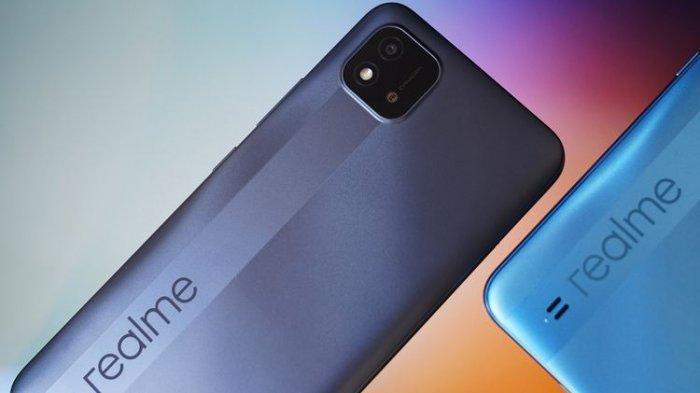 Realme C11 (2021) Meluncur di Indonesia, Ponsel Entry Level yang Dibekali Baterai Super Besar