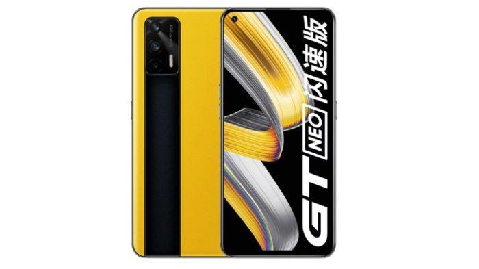 Realme GT Neo Flash Resmi Meluncur, Ditenagai Chip MediaTek Dimensity 1200 5G