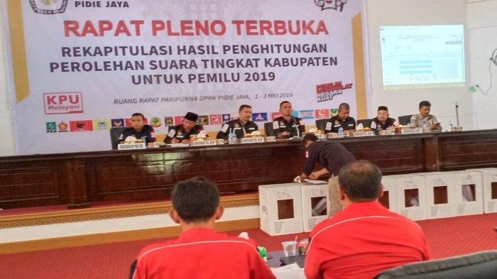 Penetapan 25 Anggota Dewan Pidie Jaya Molor, Ini Penyebabnya
