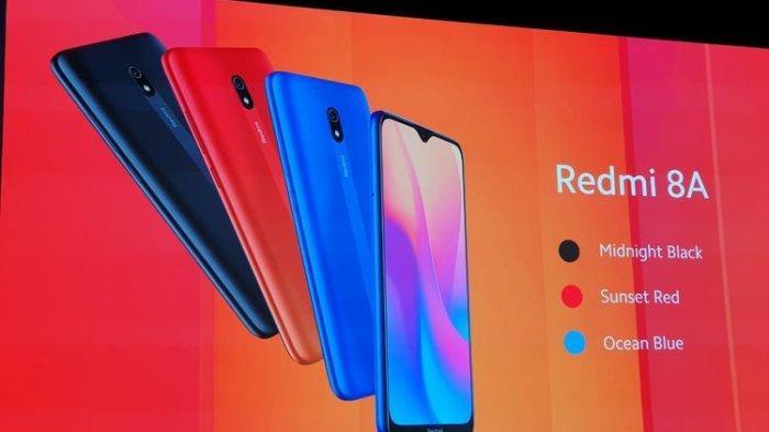 Punya Kapasitas Baterai 5000 mAH, Ini Harga dan Spesifikasi HP Terbaru Xiaomi Redmi 8 dan 8A