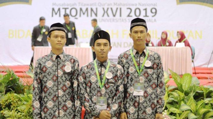 MTQMN XVI - Unsyiah Loloskan 6 Cabang Lomba ke Final, Cek Jadwalnya