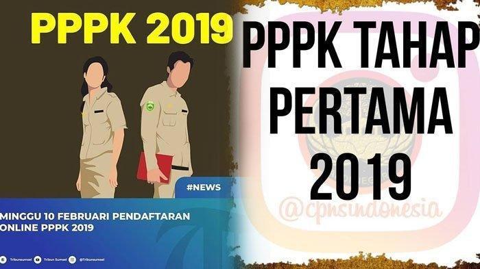 Daftar Lengkap Formasi dan Persyaratan PPPK 2019, Pendaftaran Hanya di sscasn.bkn.go.id