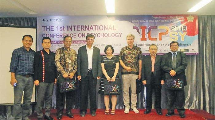 Unsyiah Gelar Konferensi Psikologi Internasional