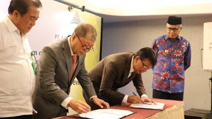 Program Aceh Green Berkontribusi Kurangi Emisi