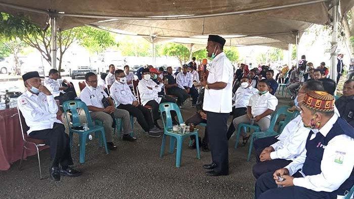 Peringatan Hari Relawan PMI Berbalut Haru, Ledakan Emosi dan Aroma Kuah Beulangong