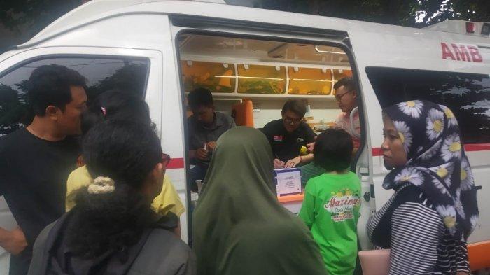 Relawan Aceh Ikut Bantu Korban Banjir Jabodetabek