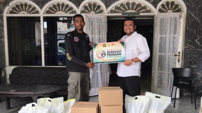 10 Ramadhan Pertama, ACT Aceh Sudah Salurkan Bantuan kepada 4.803 Penerima Manfaat