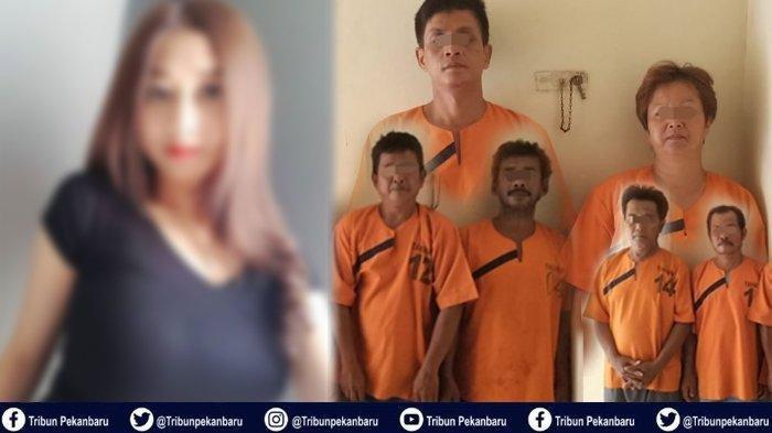 Gadis 17 Tahun Dipaksa Layani Pria dengan Tarif 200 Ribu, Korban Hamil 7 Bulan, 6 Pelaku Ditangkap