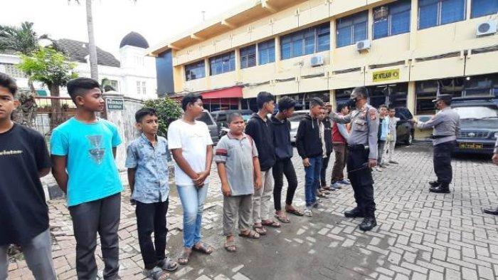 Polisi Akan Tindak Tegas Aksi Balap Liar di Banda Aceh, Umumnya Dilakukan Remaja