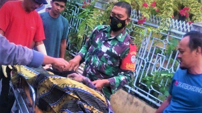 Sesosok Mayat Remaja Ditemukan Tergeletak di Badan Jalan Meulaboh, Diduga Korban Kecelakaan Tunggal