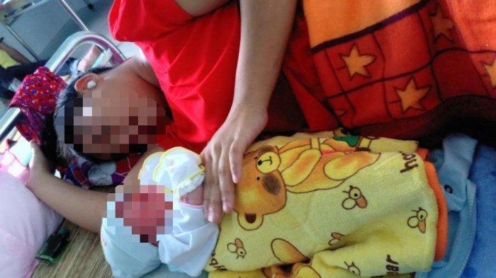 Gadis SMP Dihamili Pemuda yang Dikenal di Medsos, Korban Melahirkan Bayi Sendirian di Toilet