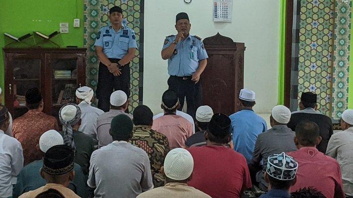 408 Napi Dapat Remisi Idul Fitri, Kunjungan Lebaran di Lapas Narkotika Langsa Ditiadakan