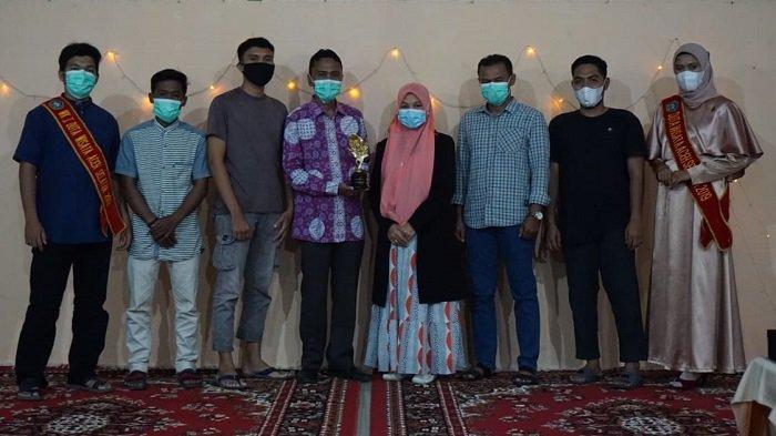 Ketua Dekranasda Aceh Selatan Gelar Silaturrahmi Bersama Inisiator Rencong Batu dan Surfing Samadua