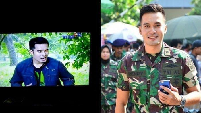 Berhenti Jadi Artis, Aktor Ganteng-ganteng Serigala Ini Jadi Anggota TNI AL, Kini Berpangkat Lettu