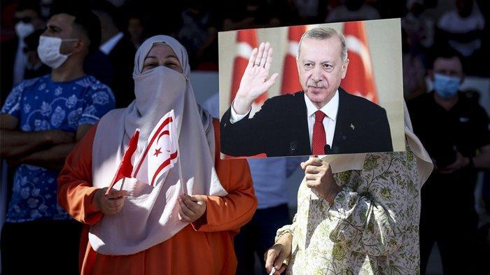 Presiden Siprus Utara Kecam Kekuatan Asing yang Menggambarkan Turki Sebagai Penjajah