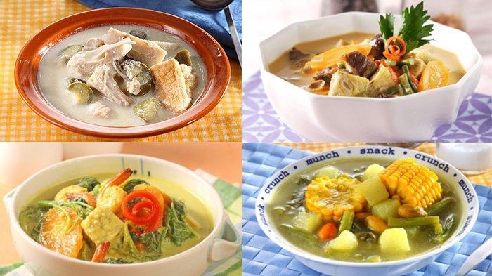 Kumpulan 10 Resep Hidangan Sayur Berkuah Enak untuk Menu Buka Puasa, Mulai dari Lodeh Hingga Sup