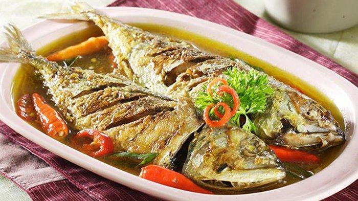 Kumpulan 6 Resep Olahan Ikan Kembung, Cocok Untuk Lauk Makan Siang yang Nikmat dan Sehat