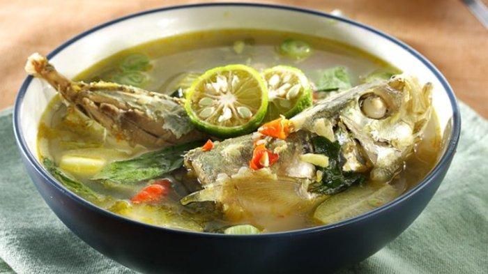 Resep Ikan Kembung Kuah Asam Segar, Olahan Sederhana dan Menyehatkan Cocok untuk Lauk Makan Siang