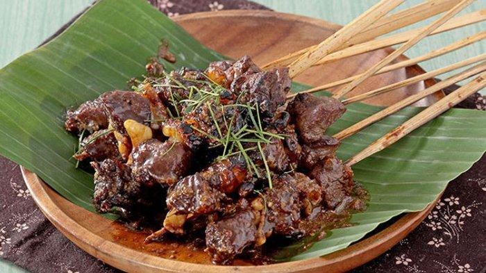 Resep Sate Kambing Khas Surabaya