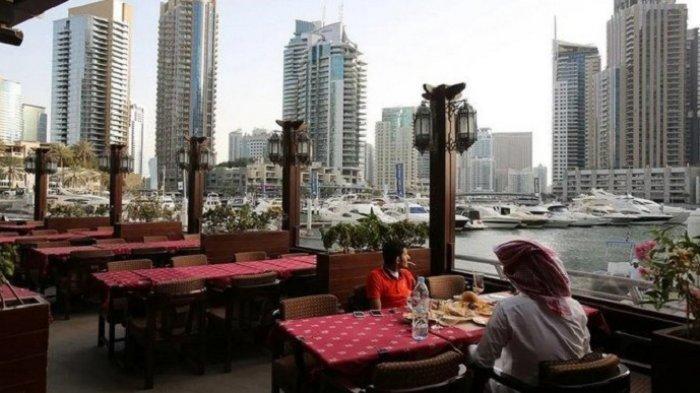 Restoran Dubai Tetap Buka Selama Ramadan