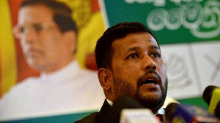 Sri Lanka Tangkap Legislator Muslim, Dituduh Terlibat Serangan Paskah 2019, Menewaskan 279 Orang