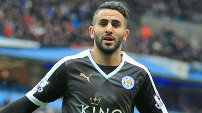 Riyad Mahrez Ingin Pergi dari Leicester di Akhir Musim