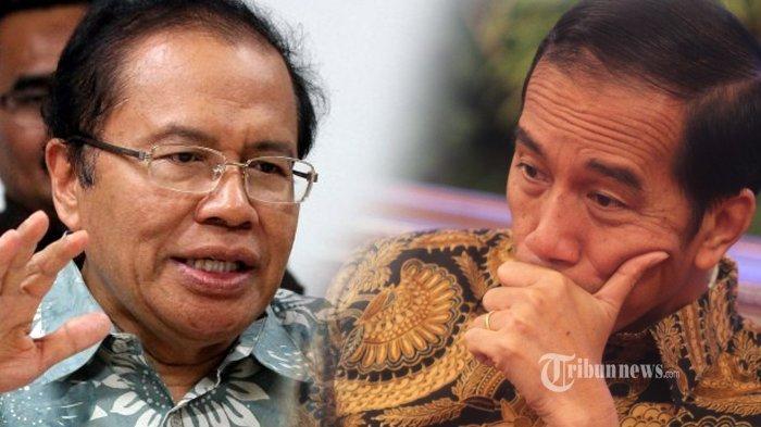 Jusuf Kalla Ungkap Alasan Jokowi Reshuffle Rizal Ramli dari Kabinet Kerja, Rizal Ramli Sempat Marah