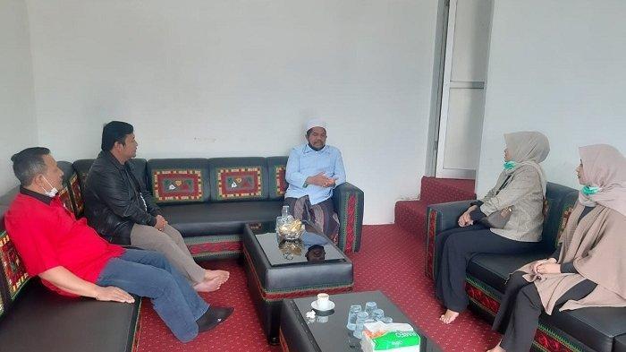 Roadshow ke Bener Meriah, Pengurus PDIP Aceh Diterima Bupati Tgk Syarkawi