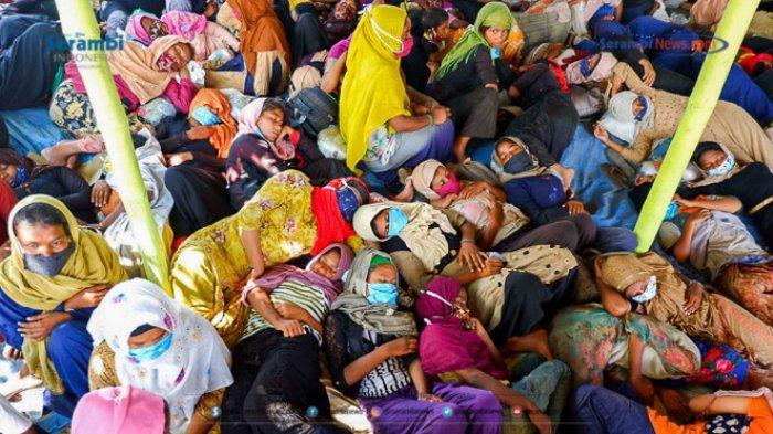 Rohingya; Jangan Telantar Sesudah Terdampar
