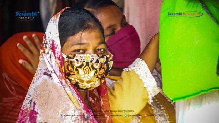 FOTO - 296 Warga Etnis Rohingya Jalani Rapid Tes di Penampungan Sementara BLK Lhokseumawe - rohingya-di-lhokseumawe-rapid-tes-7.jpg