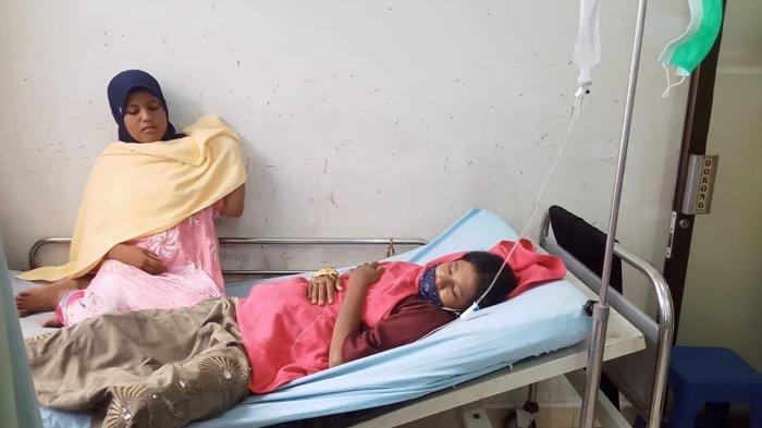 7 Rohingya yang Dirawat di RSUCM Sembuh dan Kembali ke BLK Lhokseumawe, Ini Penyakit Diderita