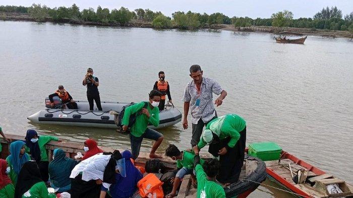 Pemkab Aceh Timur Serahkan Pengungsi Rohingya ke Pemko Medan, Diberangkatkan Malam ini dengan 4 Bus