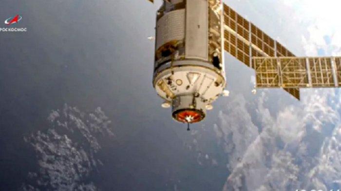 Roket Laboratorium Rusia Mendarat di Stasiun Luar Angkasa