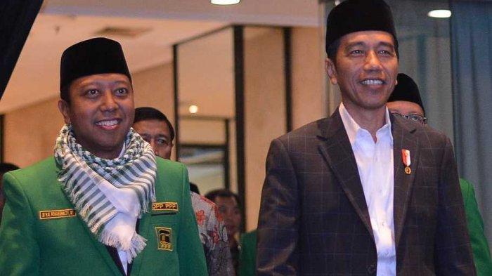 Prihatin Ketua Umum PPP Kena OTT KPK, Jokowi: Romahurmuziy Kawan Kita, Kita Sangat Sedih
