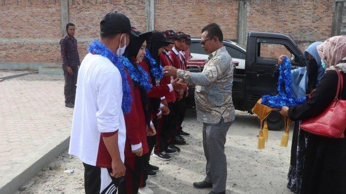Siti Nabila Raih Juara I Kawah Kepemimpinan Pelajar Aceh