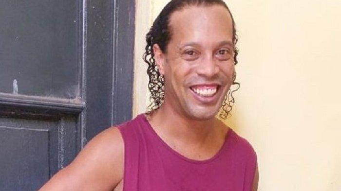 Dikurung di Dalam Penjara, Ronaldinho Mulai Bermain Futsal, Tetapi Dilarang Cetak Gol
