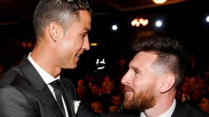Ini 10 Pemain Sepakbola dengan Pendapatan Tertinggi, Messi Unggul 56,8 Miliar dari Ronaldo