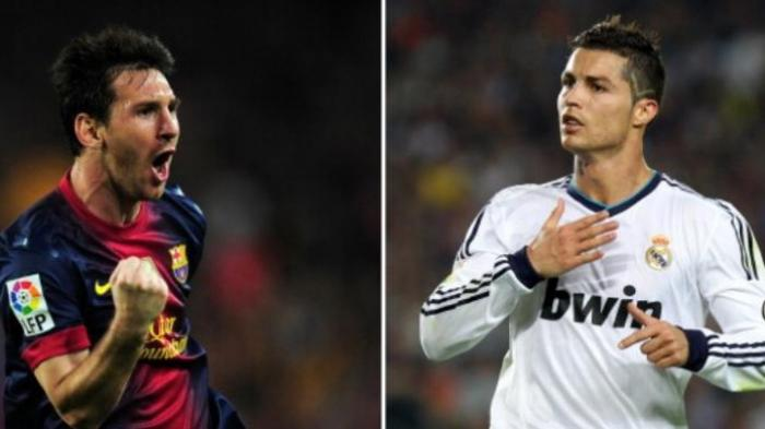 Messi Ungguli Gabungan Gol Ronaldo, Bale, Asensio dan Isco, Hingga Inikah Titisan Ronaldinho?