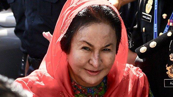Istri Najib Razak Mendapat 17 Dakwaan Terkait Kasus Pencucian Uang, Ini 5 Fakta Rosmah Mansor
