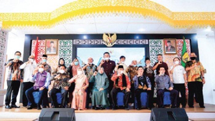Aminullah Sambut Plt Wali Kota Tanjungbalai di Pendopo