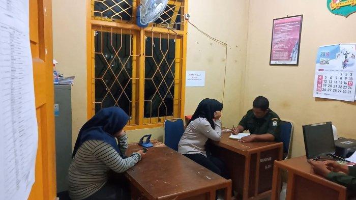 WH Aceh Barat Tangkap Dua Pasangan Muda Mudi di Cafe, Keuchik Sebut Pihak Desa Sudah Mengingatkan