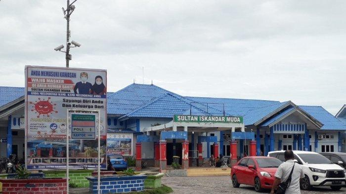 Dalam Sepekan, Sehari 1 Pasien Positif Covid-19 Meninggal di RSUD Nagan Raya, Catat Angka 47 Orang