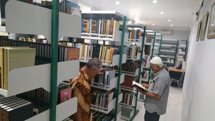 Mengenal Sosok Jurnalis Pejuang M Asad Shahab, Namanya Diabadikan Pada Ruang Baca Perpustakaan MAHYA