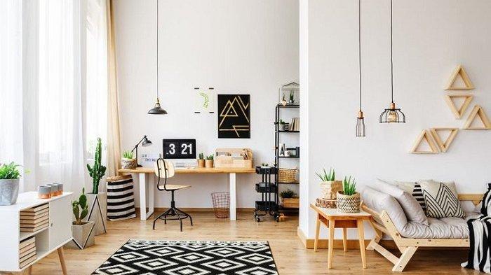 Yuk, Simak 5 Tips Memilih Warna Cat Interior Ruangan, Berkreasi dan Netral