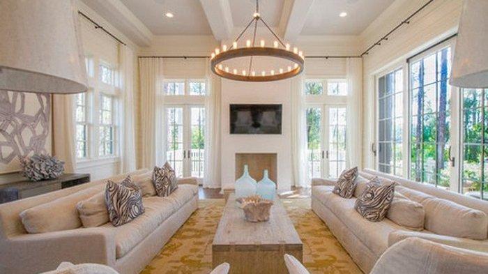 Ruang Tamu Jadi Terkesan Mewah, Tidak Perlu Biaya Besar, Dapat Dirancang Sendiri, Ini Triknya