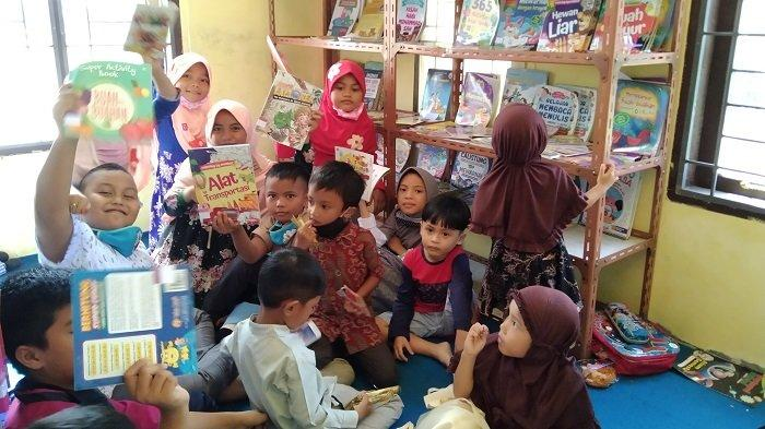 Perpustakaan Aceh Singkil Sediakan Ruang Baca Khusus Anak